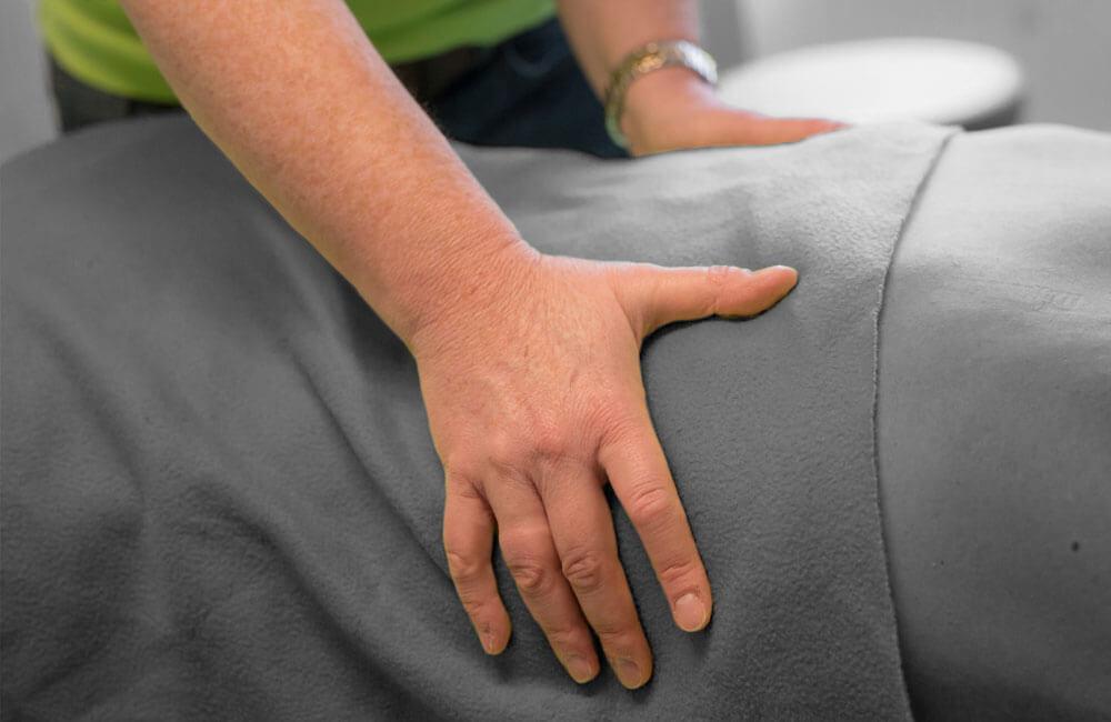 Atemtherapie vom Physiotherapeuten