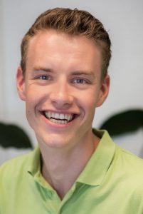 Physiotherapeut Hannes Krebs